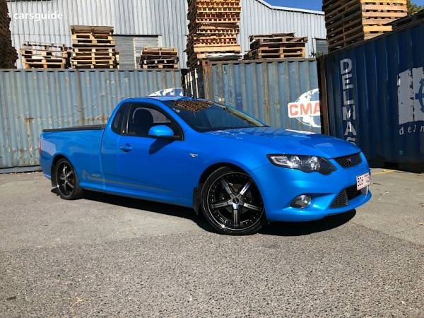 ford falcon xr6 ute 6 sp manual 2010