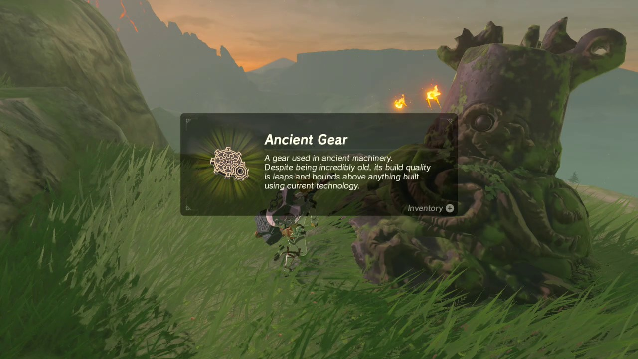 Breath of the wild how to get to mekar island