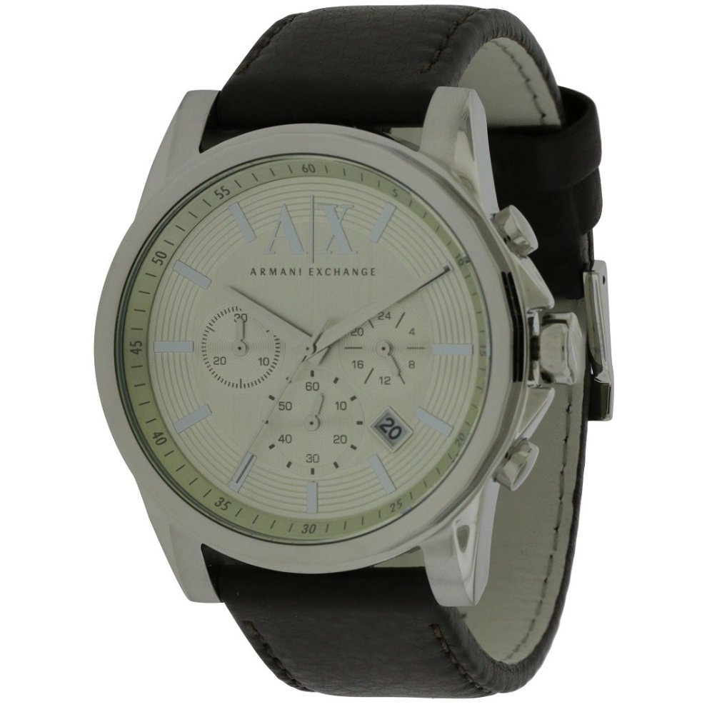 Armani exchange chronograph watch manual