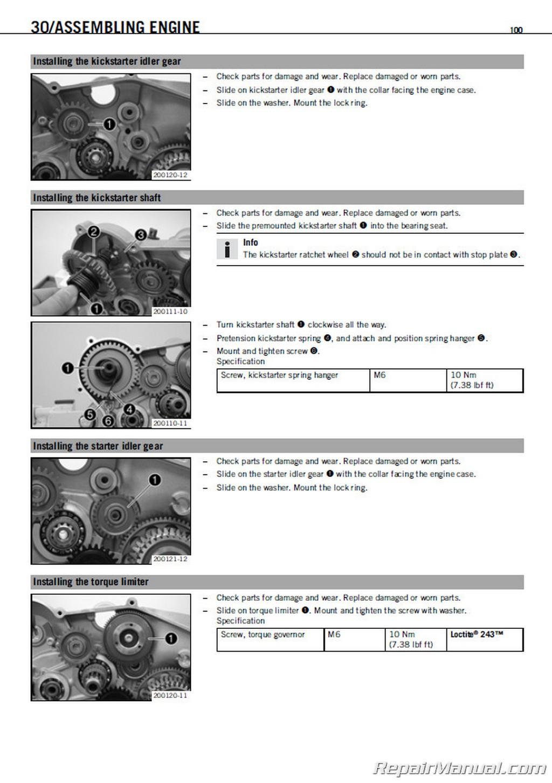 ktm 450 exc r 2008 manual