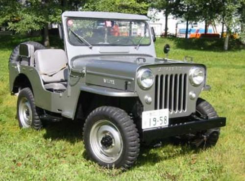 Willys jeep cj3b manual pdf