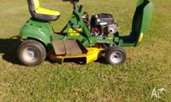 cox ride on mower manual you tube
