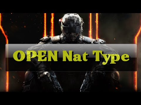 Infinite warfare how to change nat type