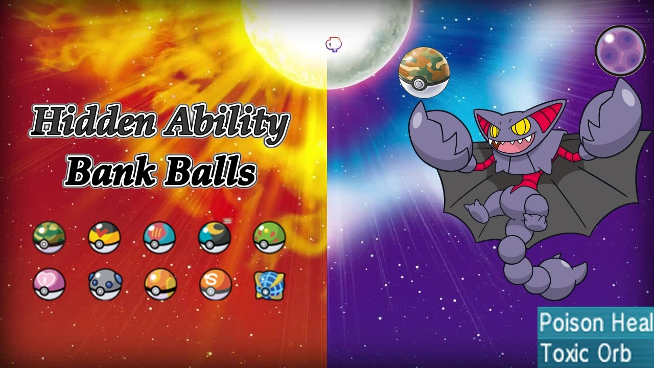 Pokemon how to get cradily hidden ability
