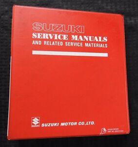 1983 suzuki gr650 tempter repair manual