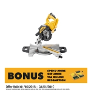 ozito sliding compound mitre saw manual