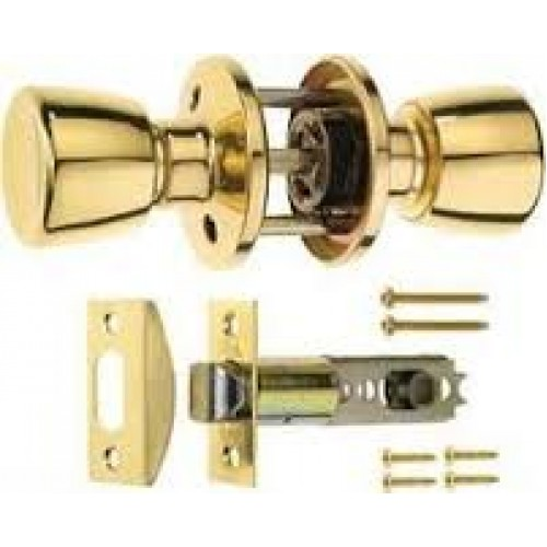 weiser door knob installation instructions