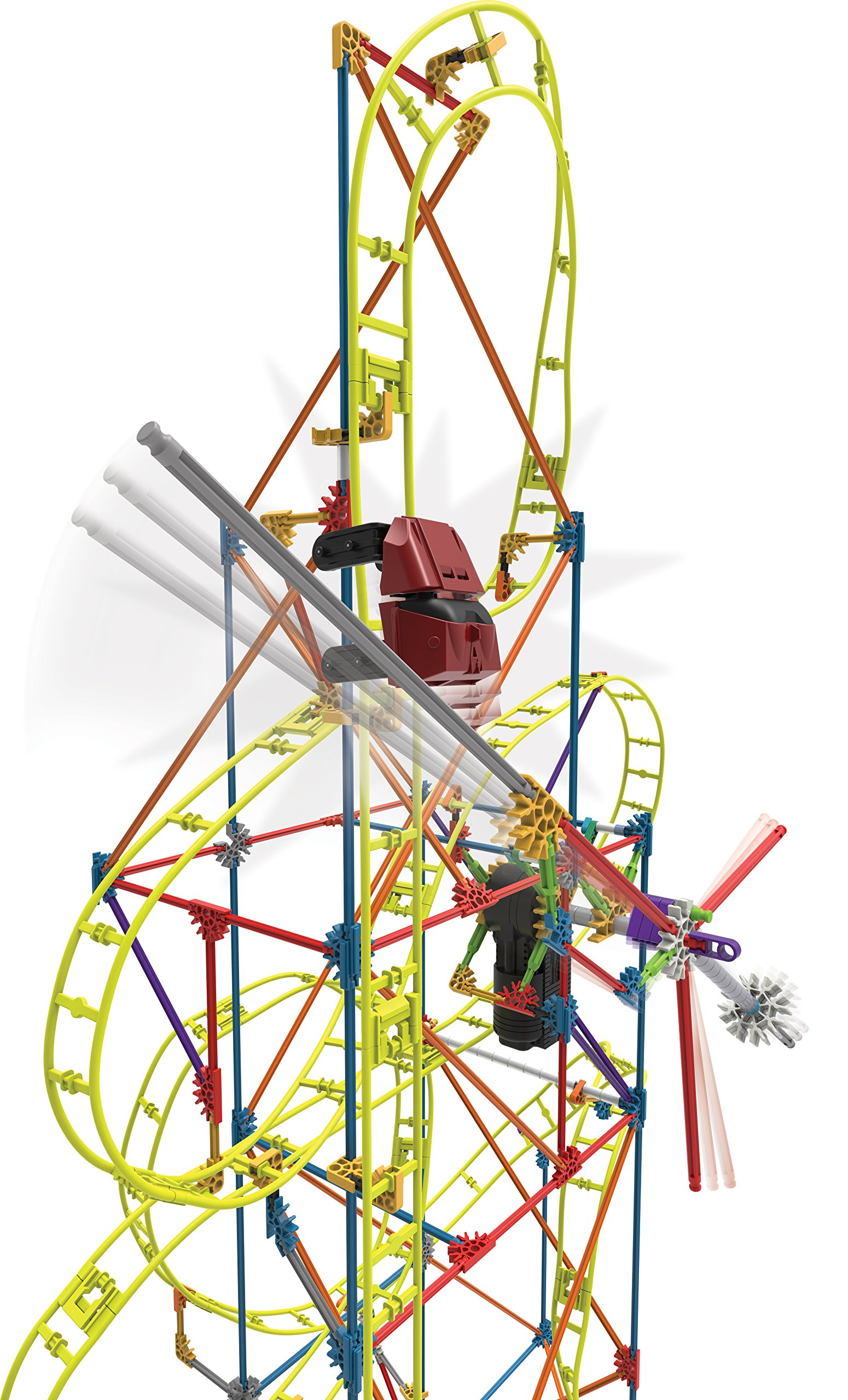 knex clockwork roller coaster instructions