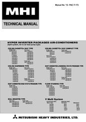Mitsubishi hyper inverter instructions