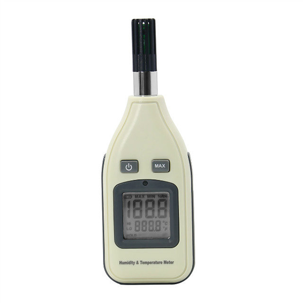 honeywell temperature and humidity meter manual