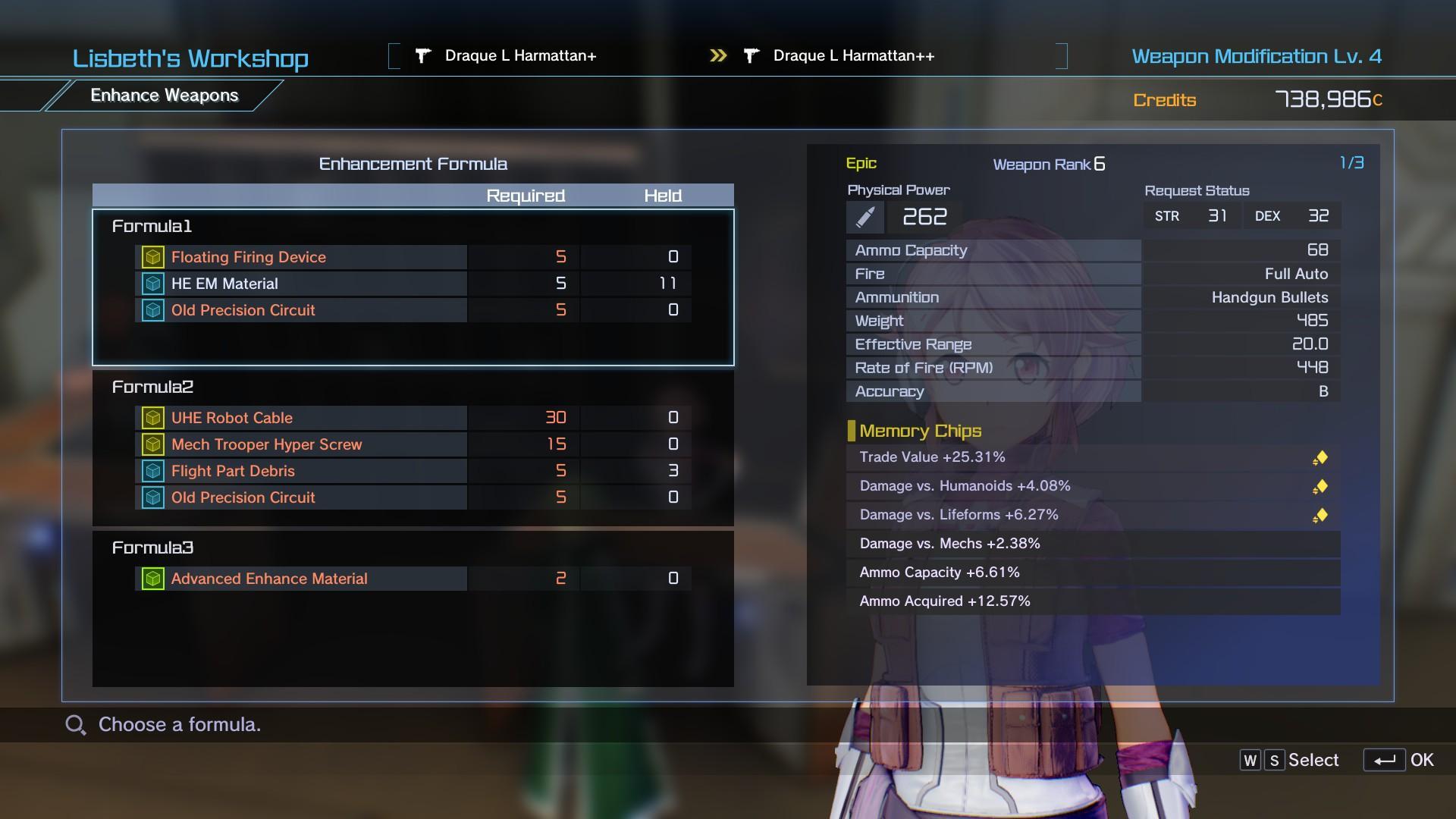 Sword art online fatal bullet treasure sub quest guide