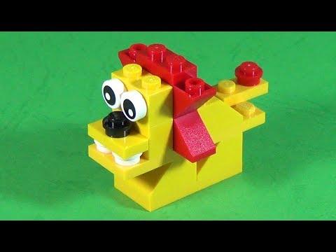 lego farm animal instructions