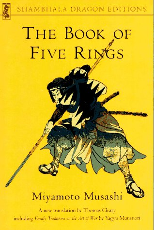 The book of 5 rings pdf