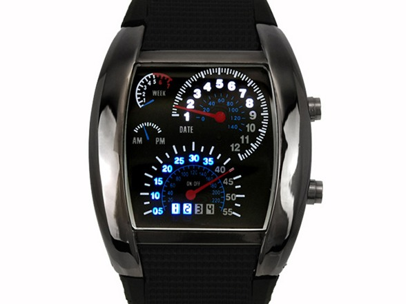 max speed speedometer car watch instructions