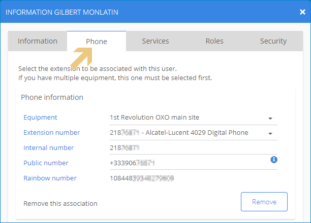 Alcatel oxo 2.0 configuration guide