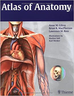 Atlas of anatomy gilroy pdf
