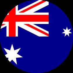 Australian flag pdf logo vector