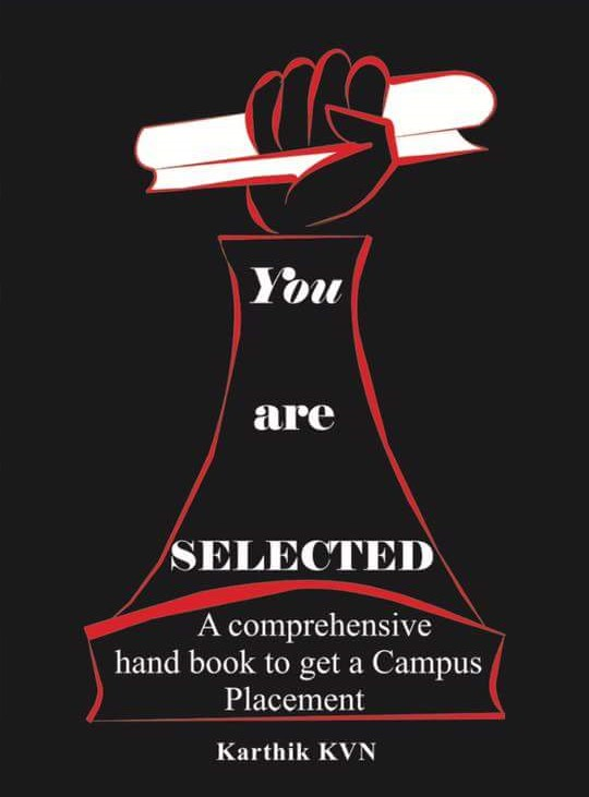 You are selected book by kvn karthik pdf