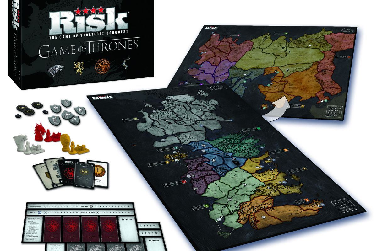 Game of thrones risk rules pdf