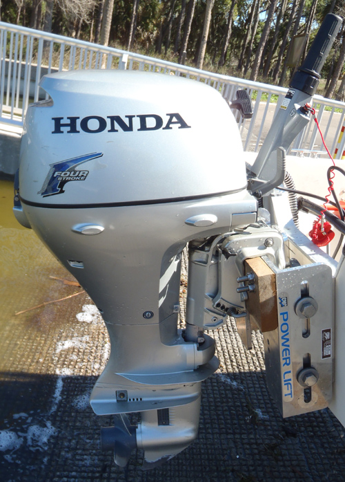 2003 honda 20 hp outboard manual