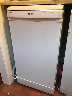 beko aaa class dishwasher manual