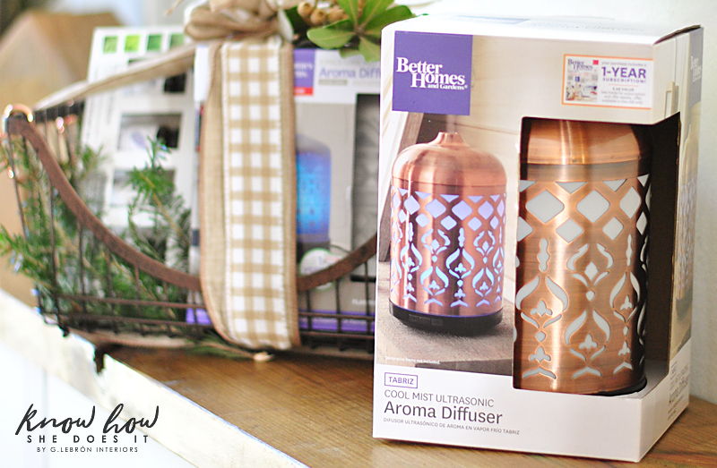 Better homes and gardens cool mist ultrasonic aroma diffuser instructions