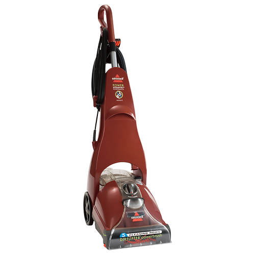 Bissell upright carpet cleaner manual