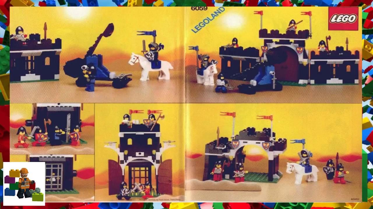 black knights castle lego instructions
