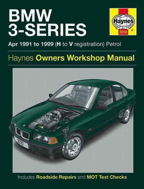 bmw 316i 1999 service manual