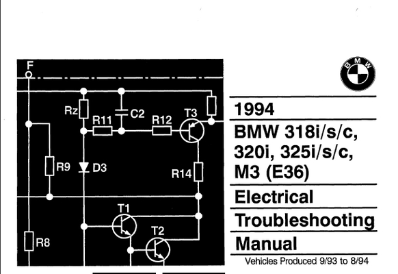 Bmw 318i manual free download