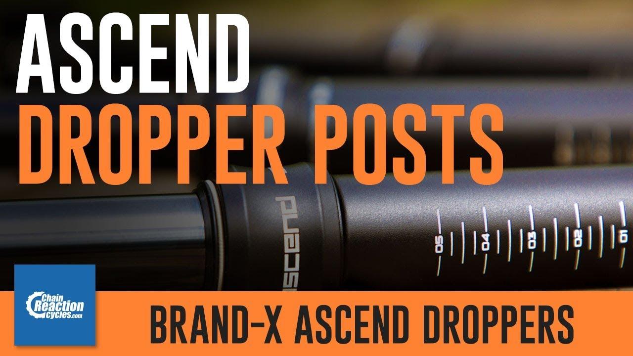 Brand x dropper post manual