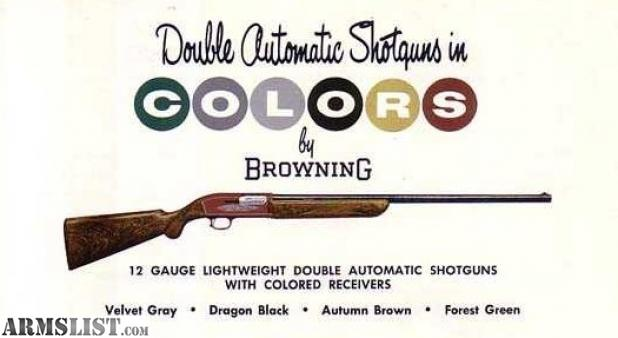 browning 12 gauge semi automatic shotgun manual