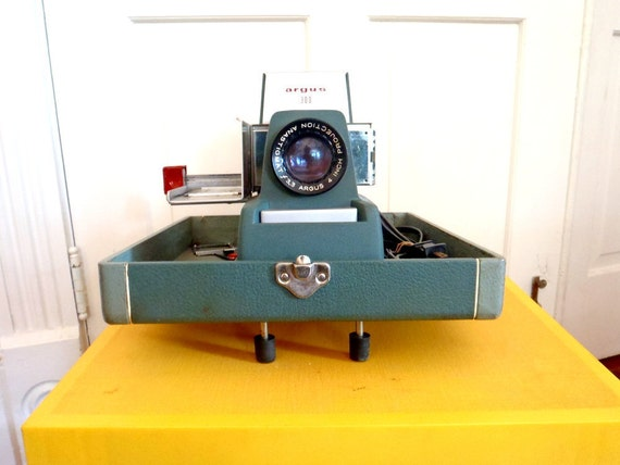 Argus 300 slide projector manual