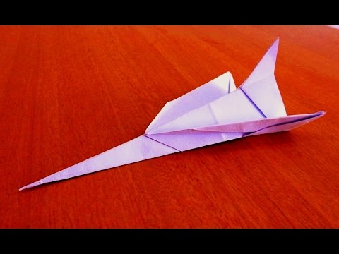 paper plane instructions dc3 youtube