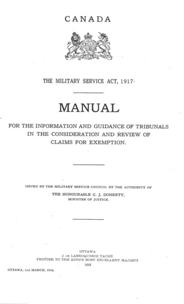 canadian forces military writing manual