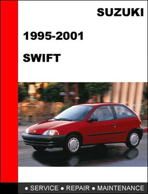suzuki swift workshop manual pdf