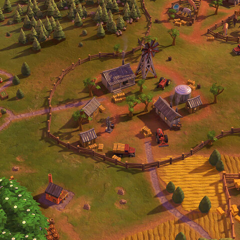 Civ 6 how to build outback station