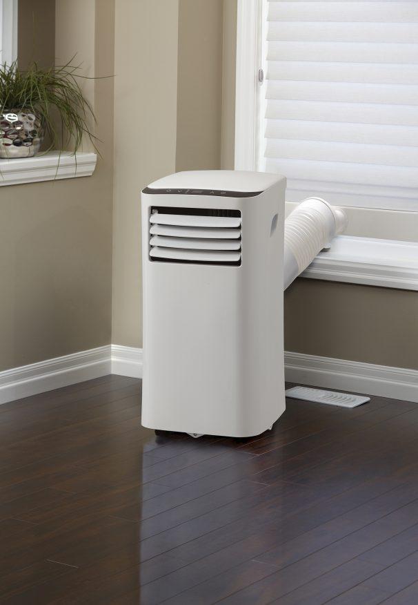 comfee 6000 btu 3 in 1 portable air conditioner manual