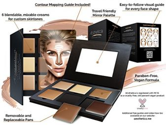 contour kit with instructions