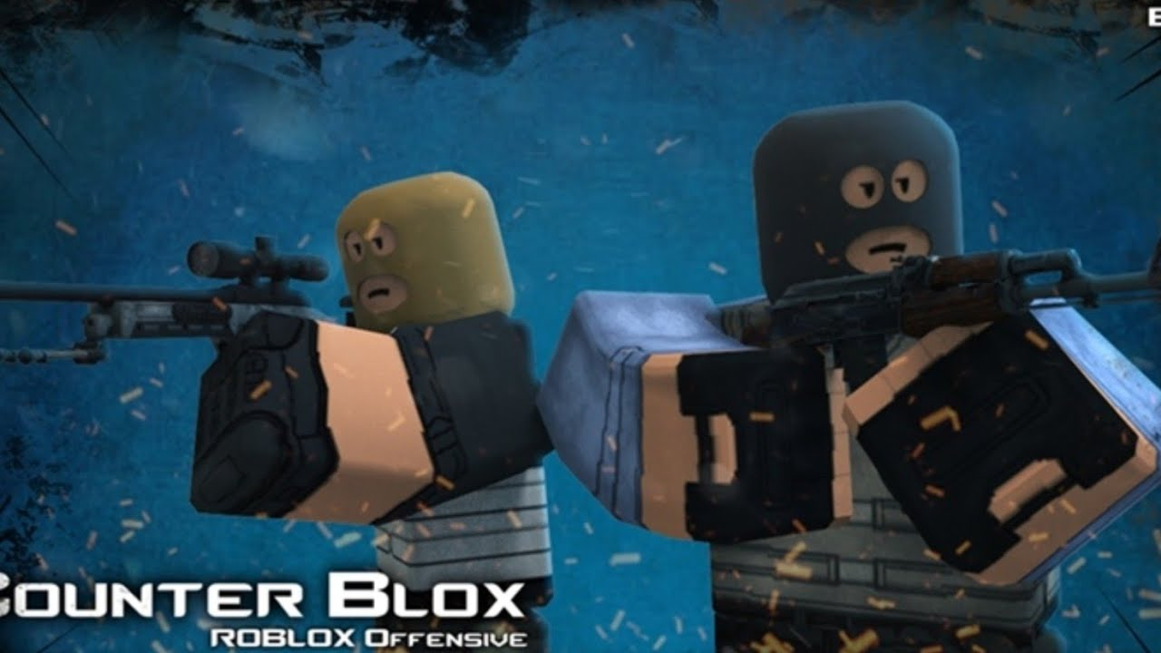 Counter blox roblox offensive how to get money