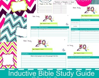Daily bible study guide online