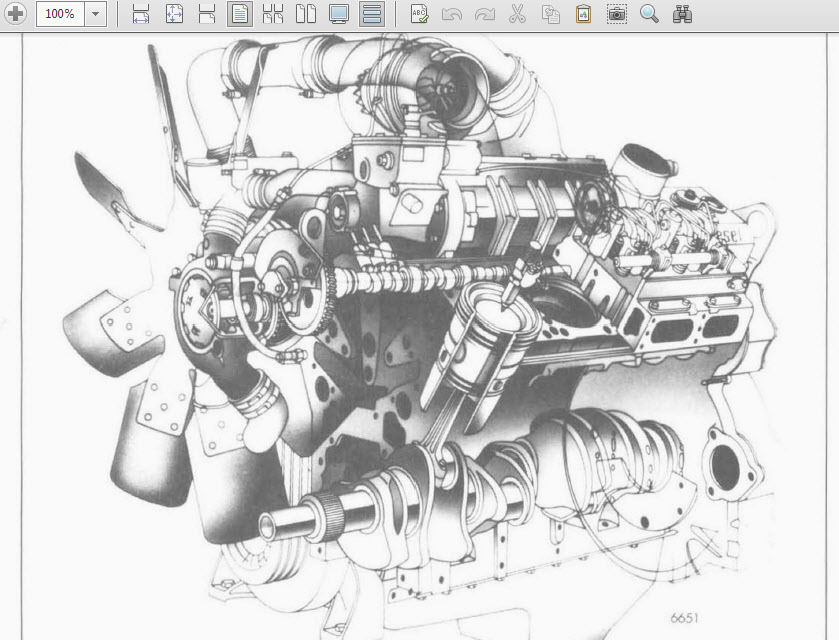 Detroit diesel 8v71 service manual
