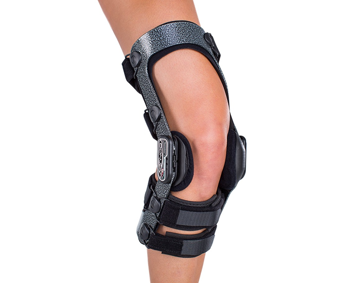 donjoy armor knee brace instructions