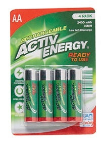 activ energy charger instructions