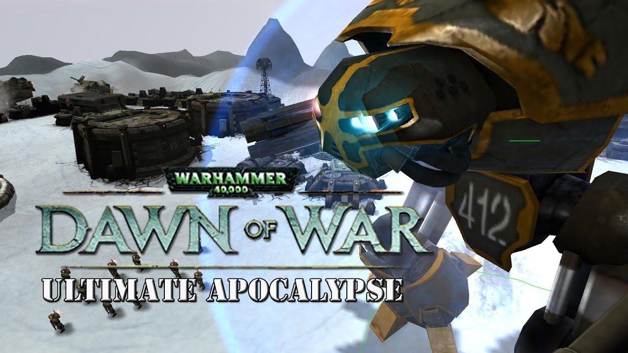 Dawn of war ultimate apocalypse guide