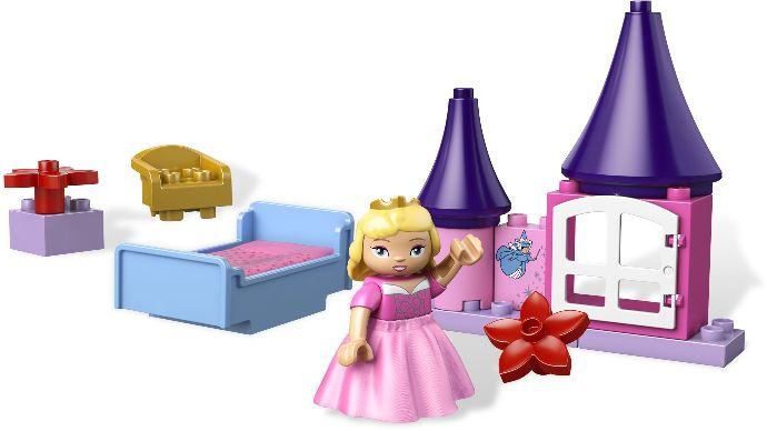 Duplo sleeping beauty instructions