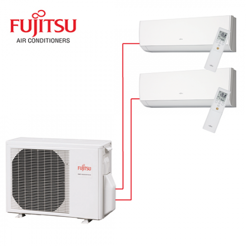 Fujitsu inverter split system manual