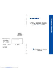 Furuno fcv 620 manual pdf