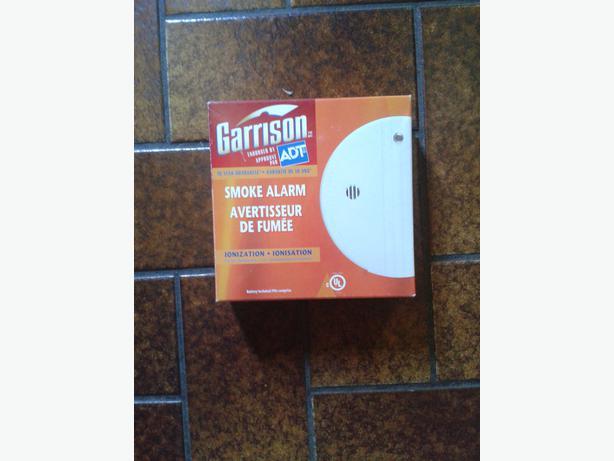Garrison smoke alarm user manual