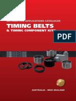 gates 91474 timing belt manual